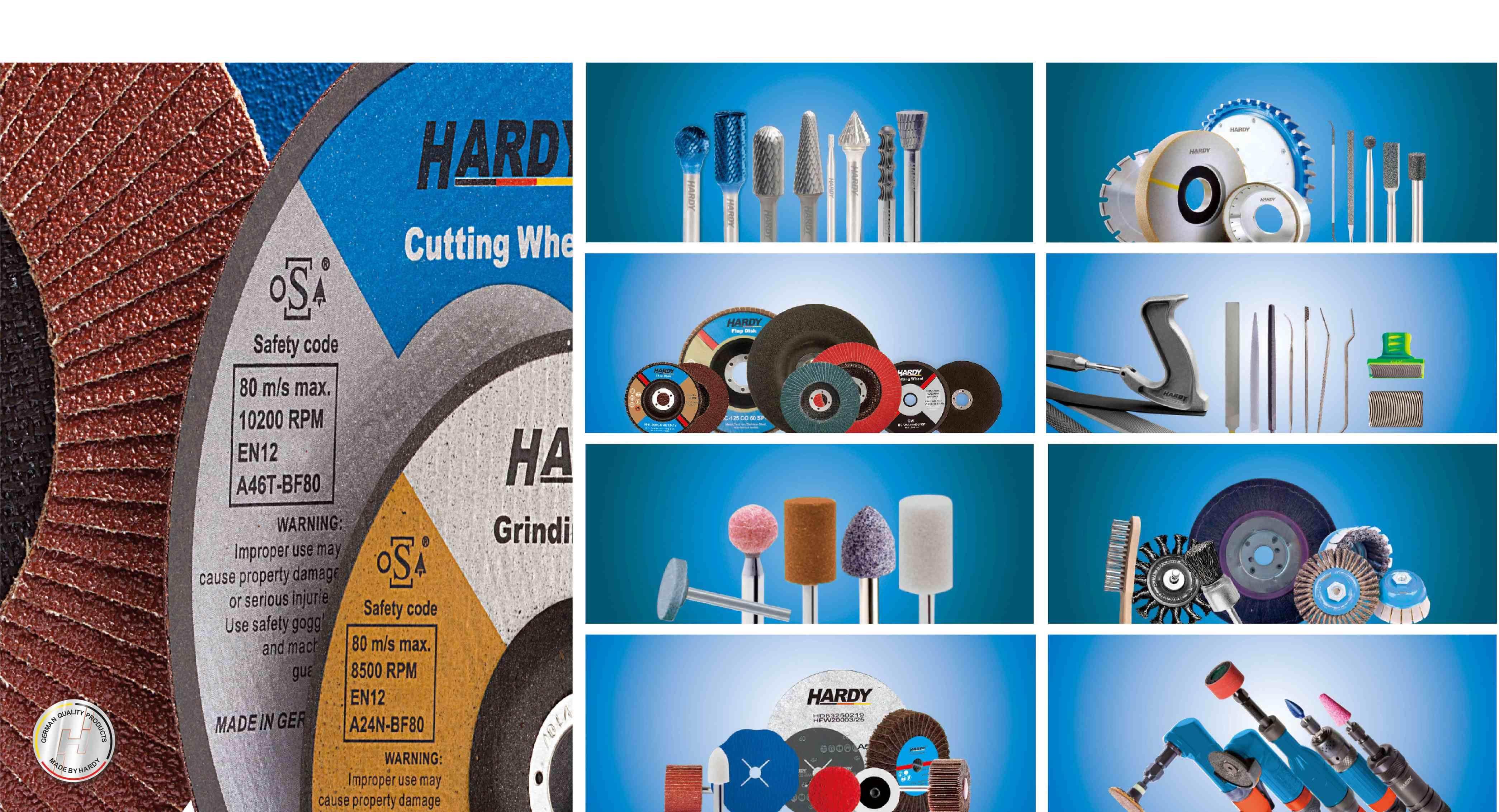 工业研磨工具